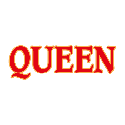 Queen (Red) logo vector logo