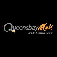 Queensbay Mall logo