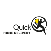 Quick Home Delivery logo