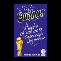 Quilmes FIFA 2002 logo