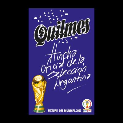 Quilmes FIFA 2002 logo vector logo
