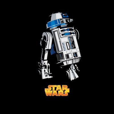 R2-D2 logo vector logo