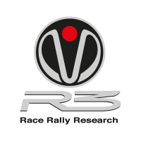R3 Race Rally Research logo
