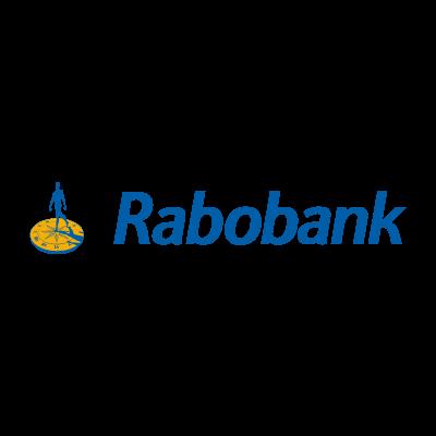Rabobank (bank) logo vector logo