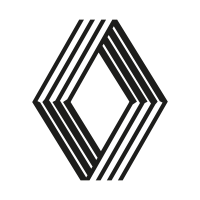 Renault old 1992 logo