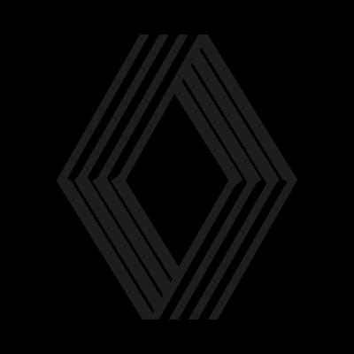 Renault old 1992 logo vector logo