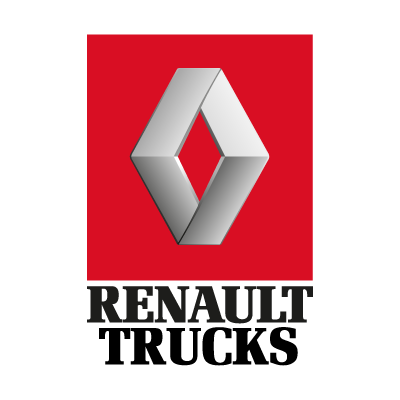 Renault Trucks logo vector logo