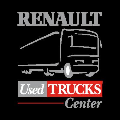 Renault Used Trucks Center logo vector logo