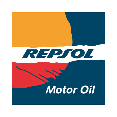 Repsol Motor Oil logo vector logo