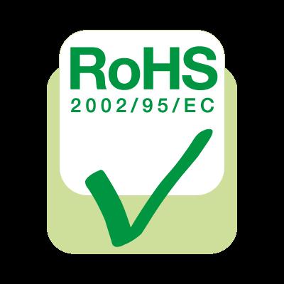 RoHS 2002/95/EC logo vector logo