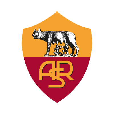 Roma club logo vector logo