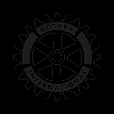 Rotary International Club logo vector logo