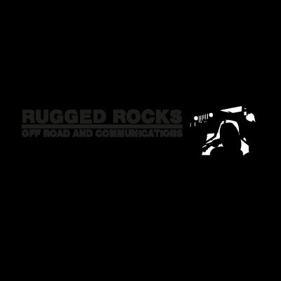 Rugged Rocks Off Road logo vector logo