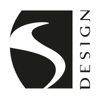 S Design logo