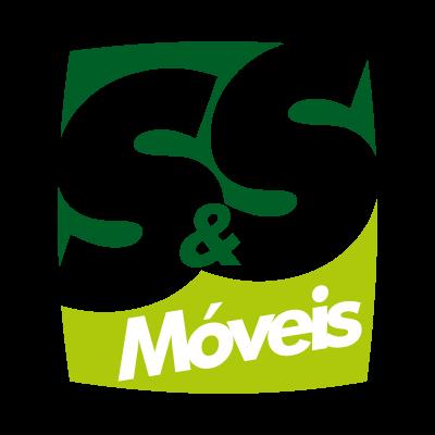 S&S Moveis logo vector logo