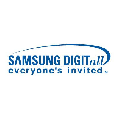 Samsung DigitAll logo vector logo