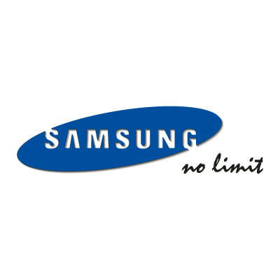 Samsung No Limit logo vector logo