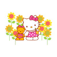 Sanrio – Hello Kitty vector