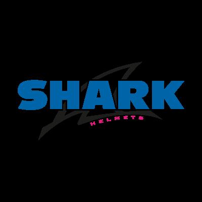 Shark Helmets logo vector logo
