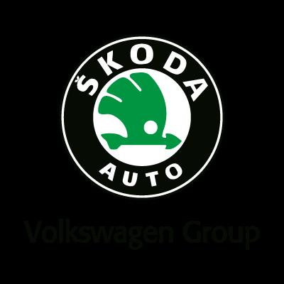 Skoda Auro logo vector logo