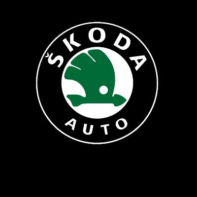 Skoda Auto  logo vector logo