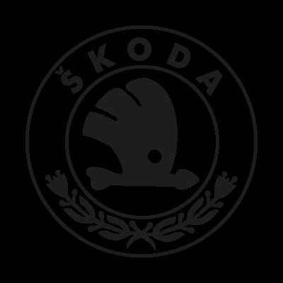 Skoda  logo vector logo