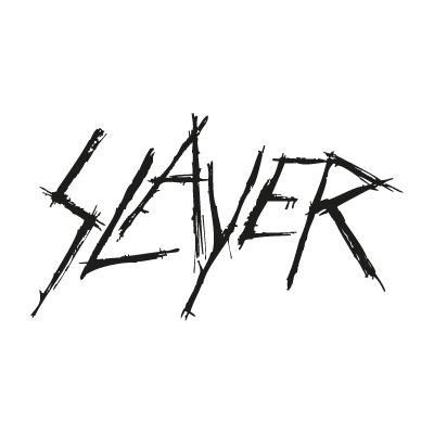 Slayer band logo vector logo
