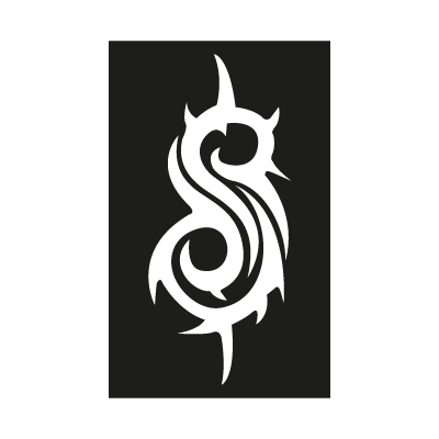 Slipknot band logo vector logo