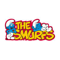 Smurfs TV vector