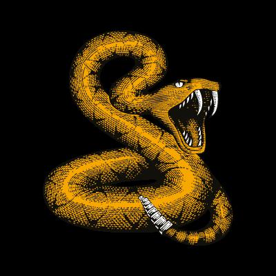 Snake logo vector logo