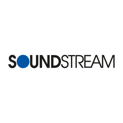 Soundstream logo vector logo