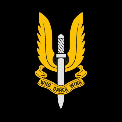 Special Air Service logo vector logo