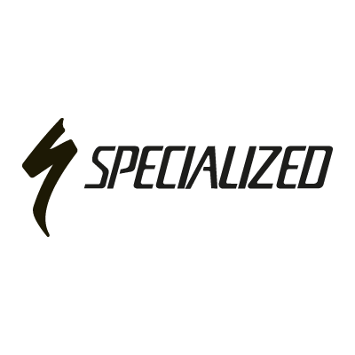 Specialized black logo vector logo