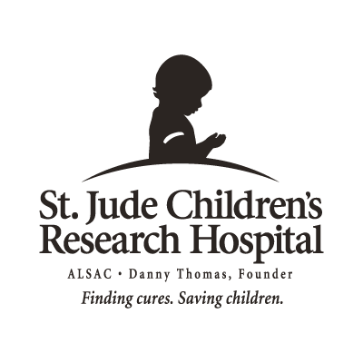 St. Jude Children's Research Hospital logo vector logo