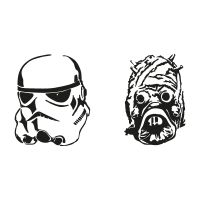 Star Wars vector