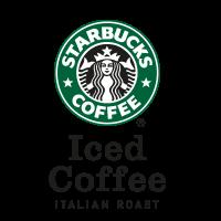 Starbuck's Iced Coffee logo