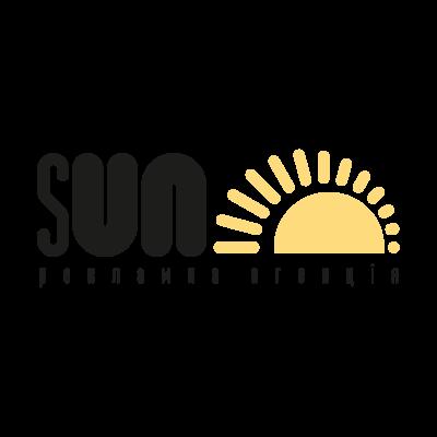 Sun logo vector logo