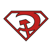 Superman Red Son vector