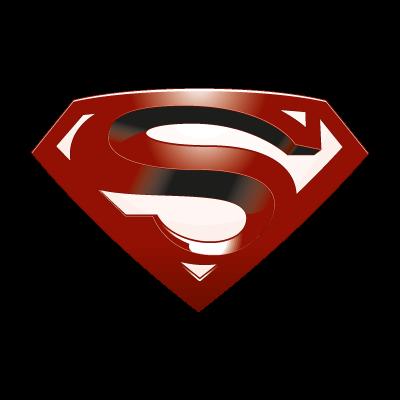 Superman return logo vector logo