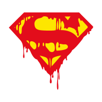 Superman's Death vector