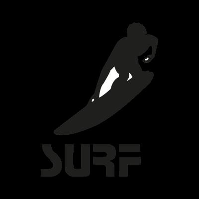Surf logo vector logo
