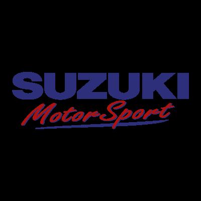 Suzuki Motorsport logo vector logo