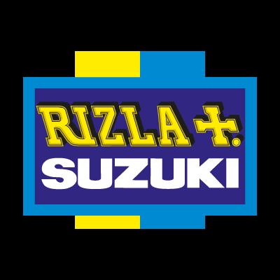 Suzuki Rizla logo vector logo