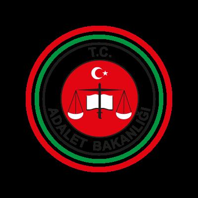 T.C. Adalet Bakanligi logo vector logo