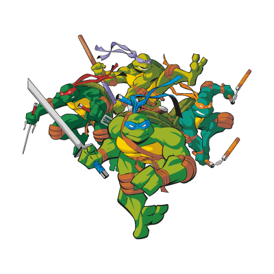 Teenage Mutant Ninja Turtles  vector logo