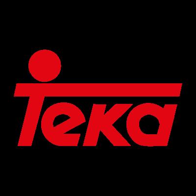 Teka logo vector logo