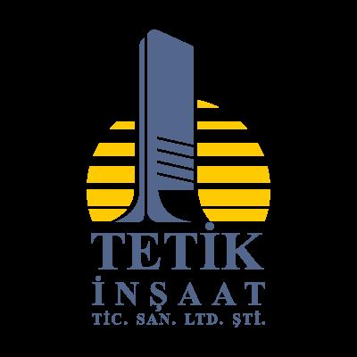 Tetik Insaat Tic. San. Ltd. Sti. logo vector logo