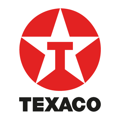 Texaco old logo vector logo