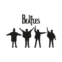 The Beatles Help! vector