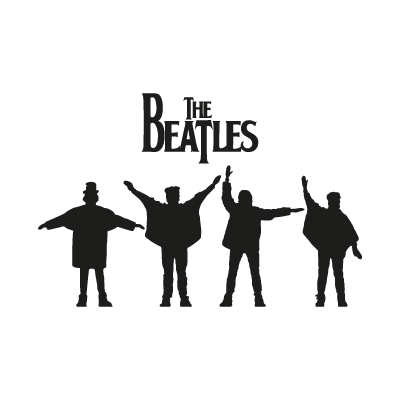 The Beatles Help! vector logo